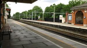 Jasmine Ismael - Just missed the train-HC-Cat2